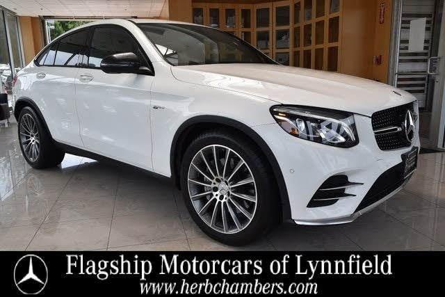 2017 Mercedes-Benz GLC-Class GLC AMG 43 Coupe 4MATIC