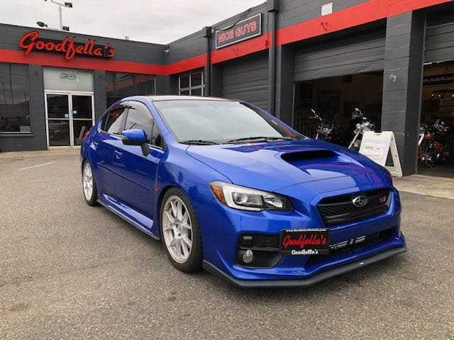 [SCHEMATICS_48ZD]  Used 2016 Subaru WRX STI Limited with Low Profile Spoiler for Sale (with  Photos) - CarGurus | 2016 Subaru Wrx Without Wing |  | CarGurus