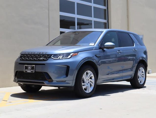 2020 Land Rover Discovery Sport P-250 S R-Dynamic AWD