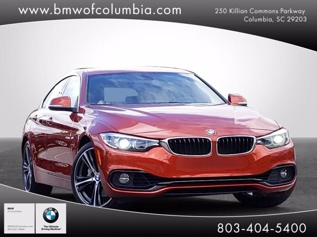 2018 BMW 4 Series 440i Gran Coupe RWD