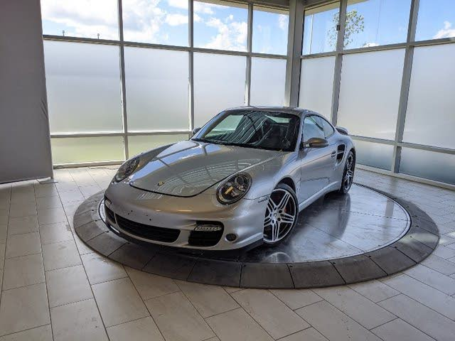 2007 Porsche 911 Turbo AWD