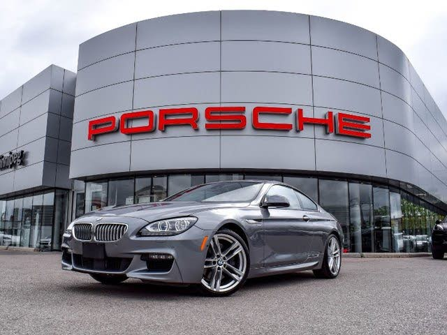 2012 BMW 6 Series 650i xDrive Coupe AWD
