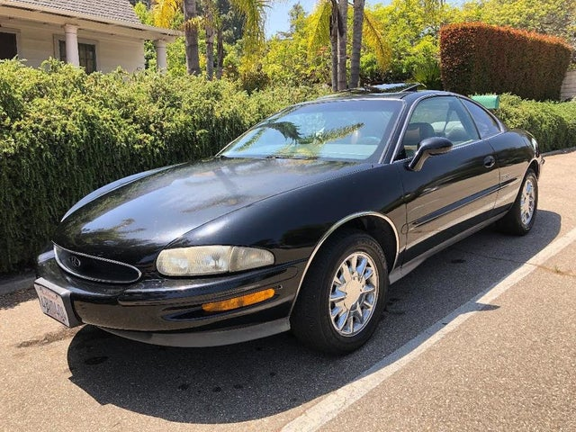 1995 Buick Riviera Supercharged Coupe FWD