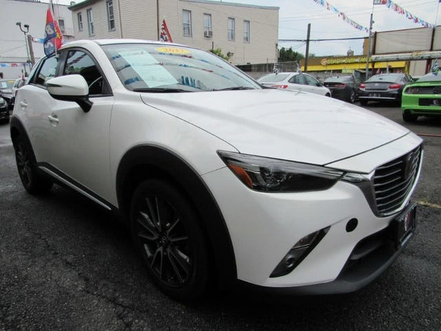 2017 Mazda CX-3 Grand Touring AWD