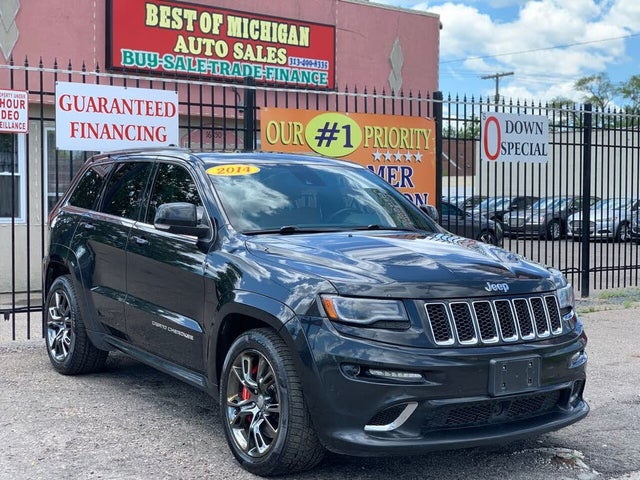jeep grand cherokee srt for sale in michigan