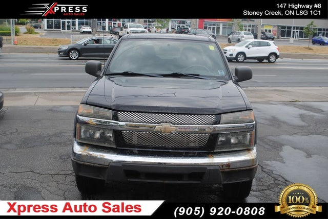 2007 Chevrolet Colorado LT Crew Cab 4WD