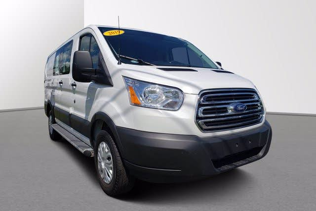 2019 Ford Transit Cargo 250 Low Roof RWD with 60/40 Passenger-Side Doors
