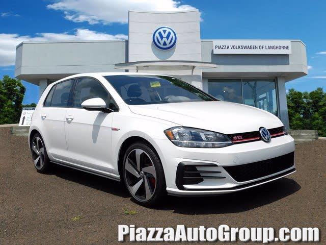 2020 Volkswagen GTI 2.0T S 4-Door FWD