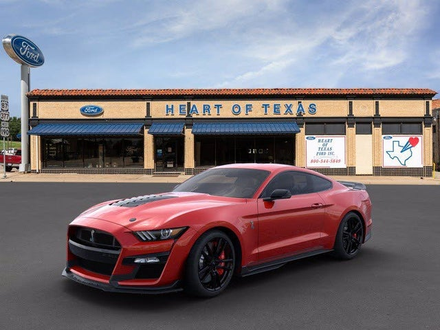 2020 Ford Mustang Shelby GT500 for Sale in Killeen, TX ...