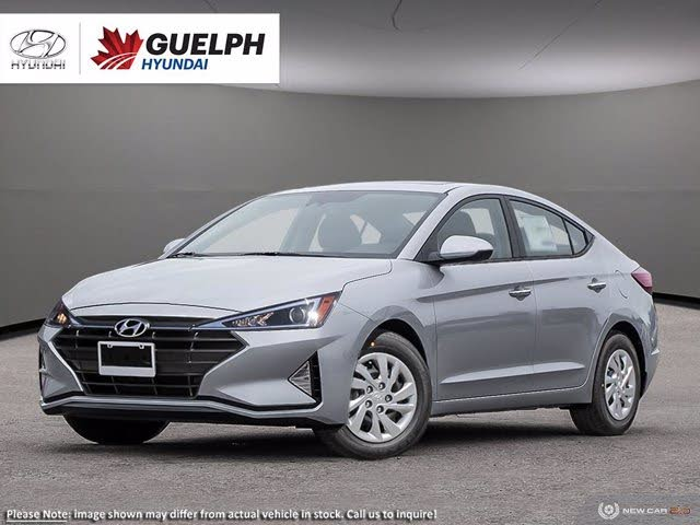 2020 Hyundai Elantra Essential Sedan FWD