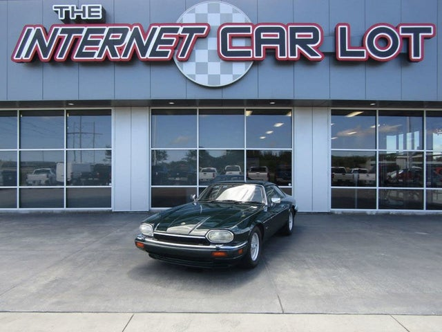 1994 Jaguar XJ-Series XJS Coupe RWD