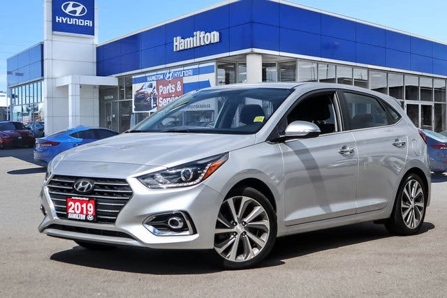 2019 Hyundai Accent Ultimate Hatchback FWD