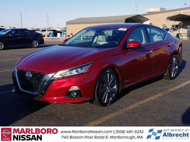 2019 Nissan Altima Edition One FWD