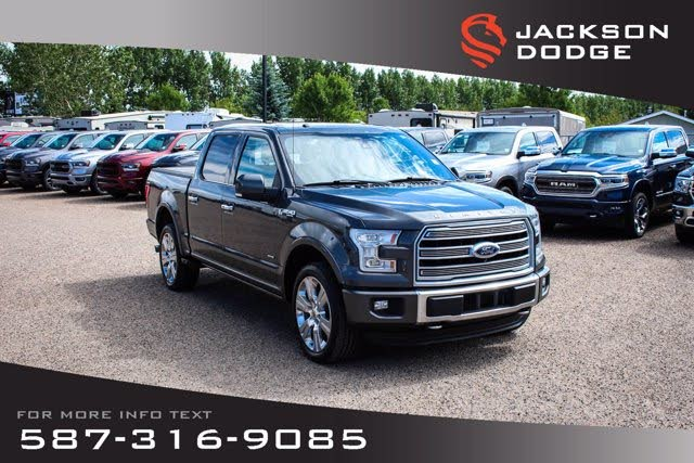 2016 Ford F-150 Limited SuperCrew 4WD