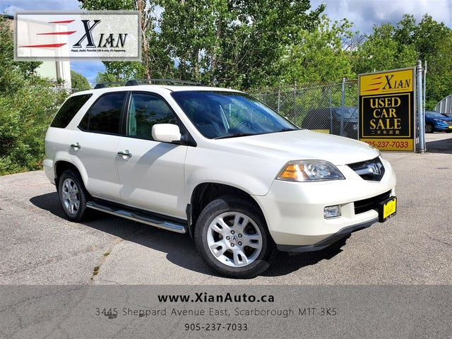 2005 Acura MDX AWD with Touring Package