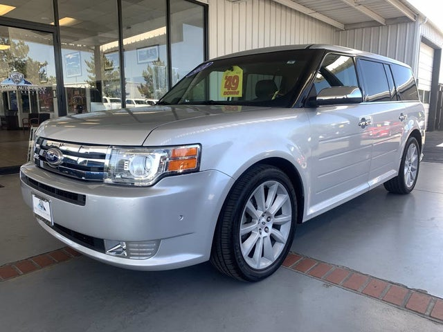 2012 Ford Flex Titanium AWD with Ecoboost
