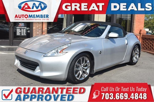 2011 Nissan 370Z Roadster Touring