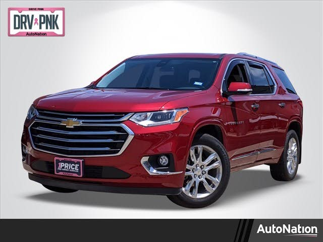 2019 Chevrolet Traverse High Country AWD