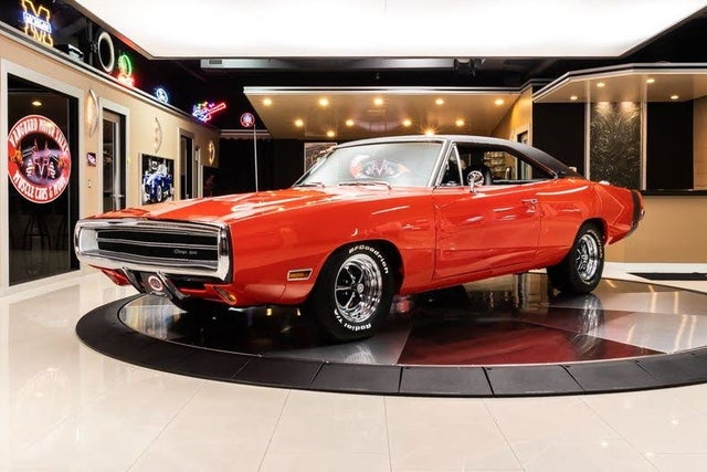 1970 Dodge Charger 500 Hardtop Coupe RWD