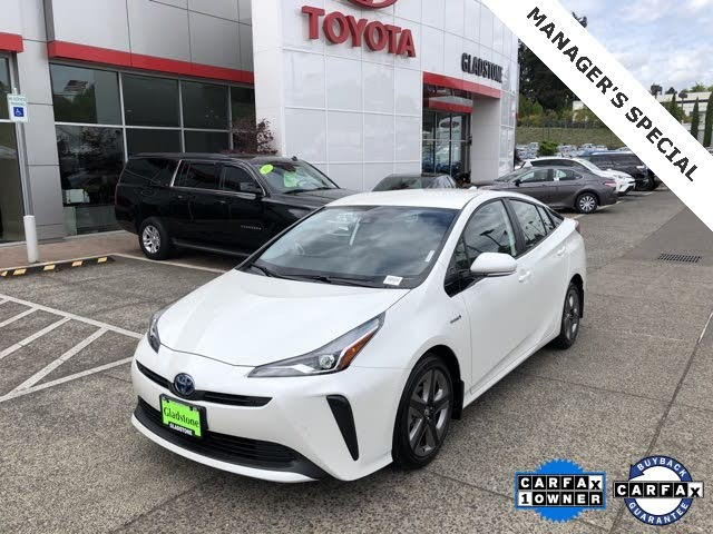 2020 Toyota Prius Limited FWD