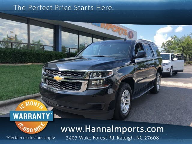 Used Chevrolet Tahoe For Sale In Nashville Nc Cargurus
