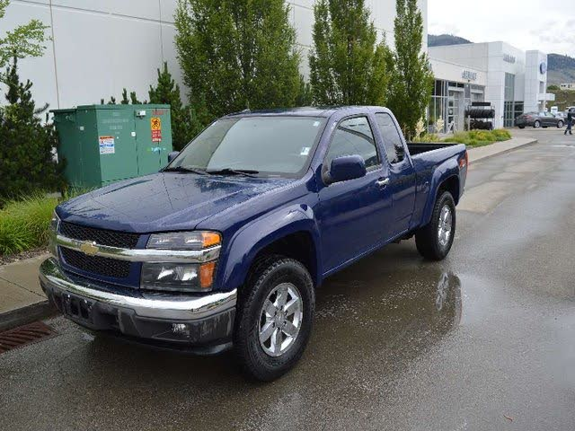 2010 Chevrolet Colorado 2LT Extended Cab 4WD