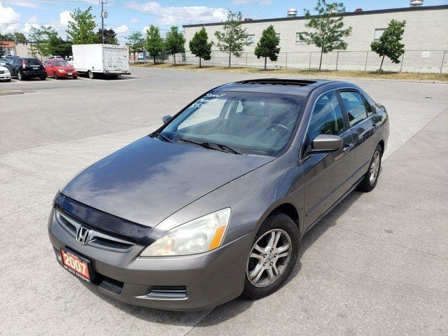 2007 Honda Accord EX-L with Nav