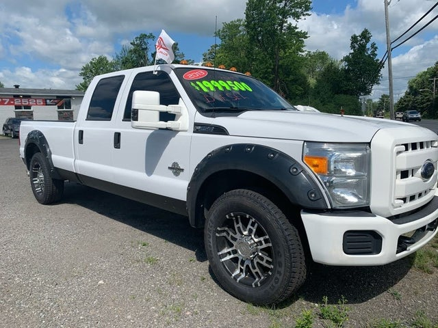 2013 Ford F-250 Super Duty XL Crew Cab 4WD