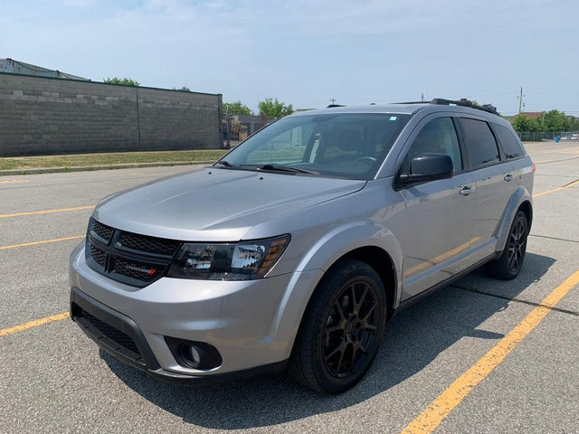 2016 Dodge Journey SXT FWD