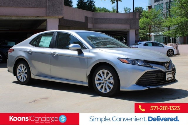 2020 Toyota Camry LE AWD