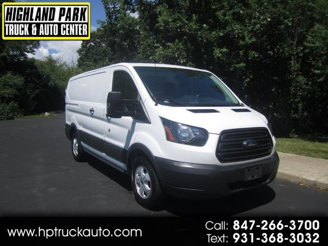 2017 Ford Transit Cargo 150 3dr SWB Low Roof Cargo Van with 60/40 Passenger Side Doors