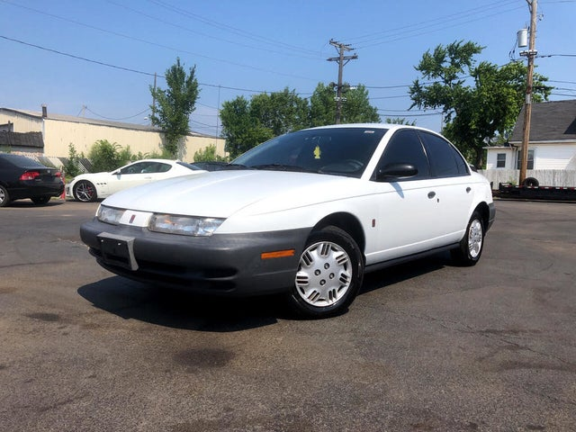 1999 Saturn S-Series 4 Dr SL1 Sedan