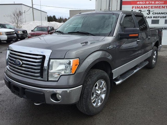2010 Ford F-150 FX4 SuperCrew 4WD