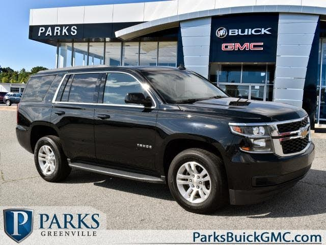 Used Chevrolet Tahoe For Sale In Greenville Sc Cargurus