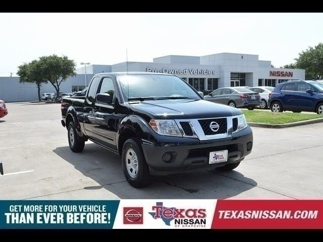 2018 Nissan Frontier S King Cab