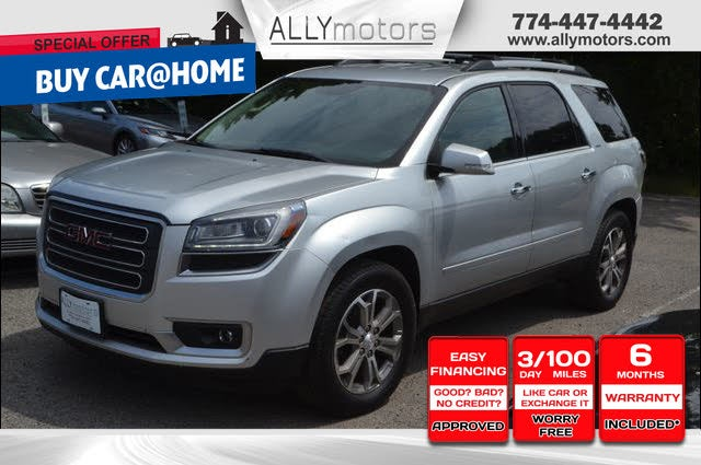 Used 2015 Gmc Acadia For Sale With Photos Cargurus
