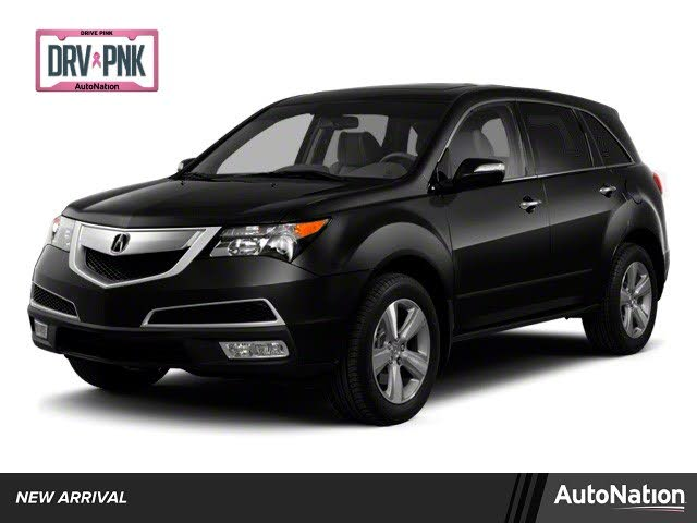 2010 Acura MDX SH-AWD with Technology and Entertainment Package