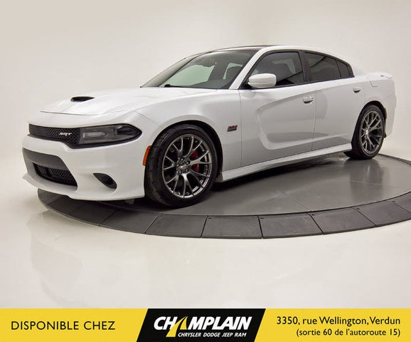 2015 Dodge Charger SRT 392 RWD