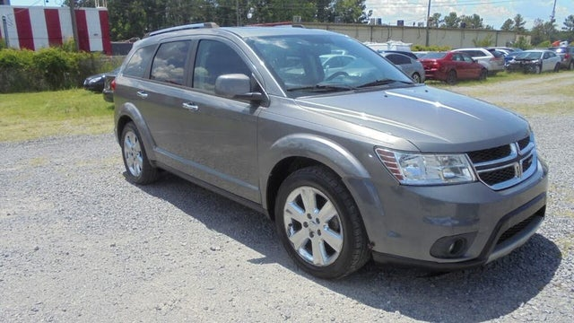 2012 Dodge Journey Crew FWD