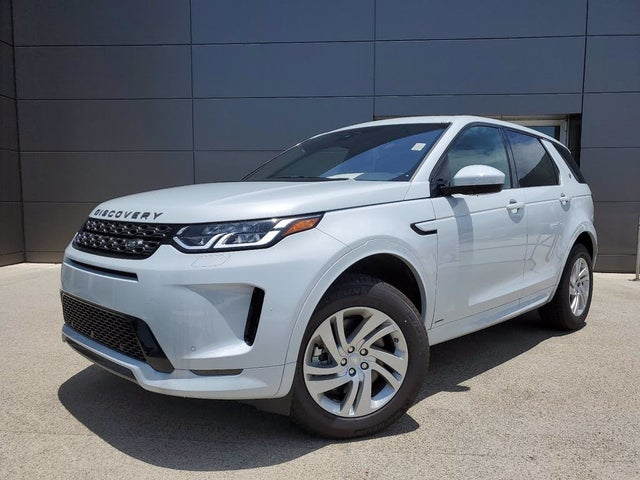 2020 Land Rover Discovery Sport S R-Dynamic AWD