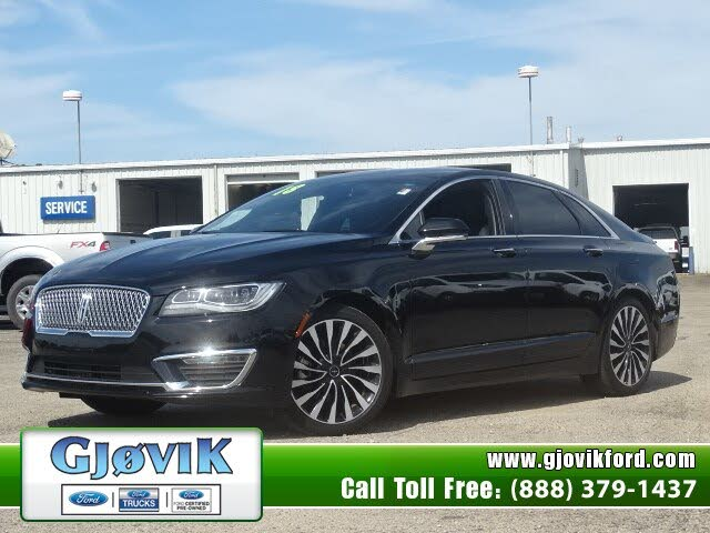 2018 Lincoln MKZ Black Label AWD