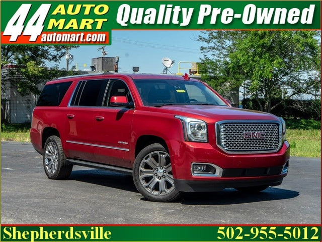 Used Gmc Yukon Xl For Sale In Louisville Ky Cargurus