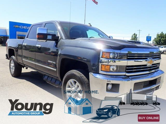 Used Chevrolet Silverado 2500hd For Sale In Salt Lake City Ut Cargurus
