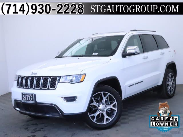 2019 Jeep Grand Cherokee Limited 4WD