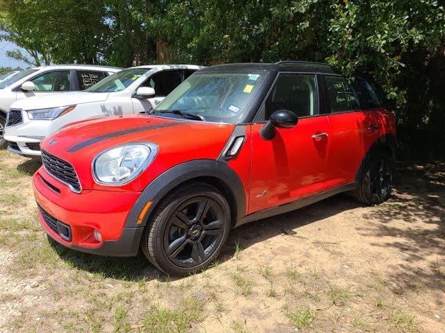 2012 MINI Countryman S ALL4 AWD