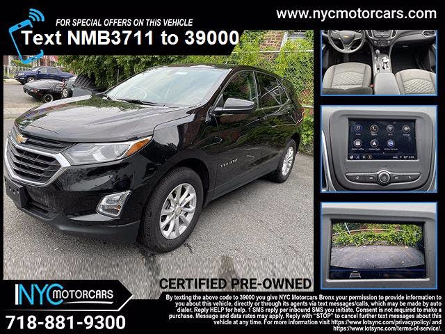 Used 2019 Chevrolet Equinox For Sale With Photos Cargurus