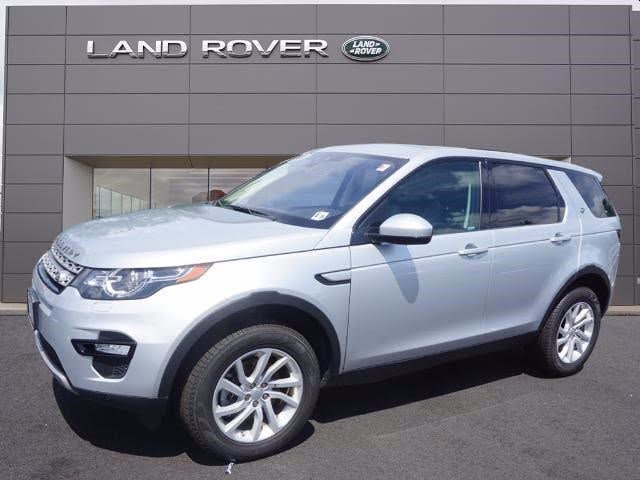 2019 Land Rover Discovery Sport HSE AWD