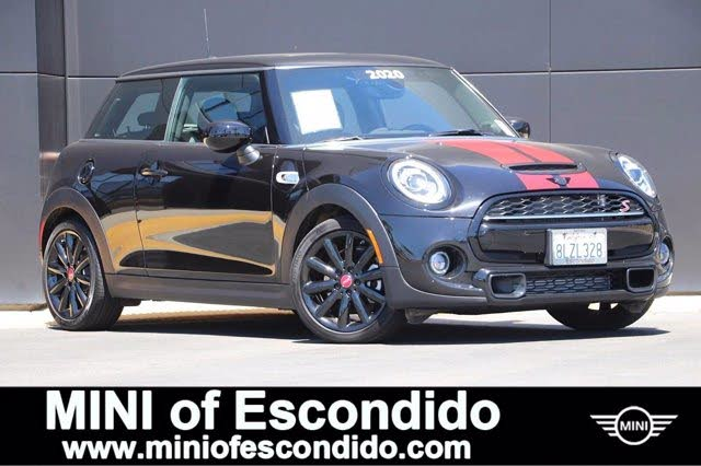 2020 MINI Cooper S 2-Door Hatchback FWD
