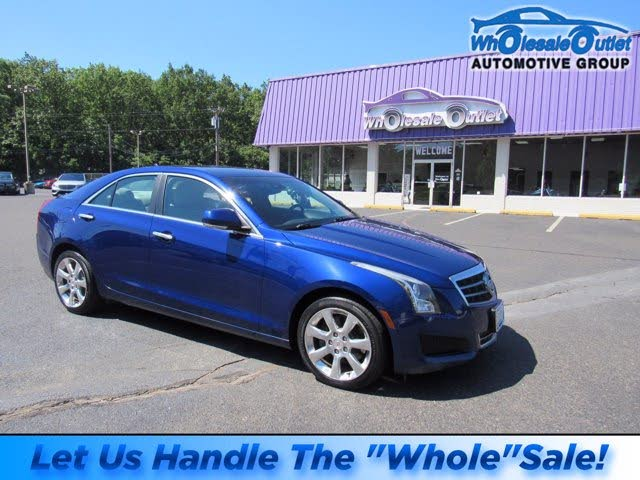 2013 Cadillac ATS 2.0T Luxury AWD