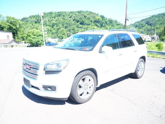 Used Gmc Acadia For Sale In Pittsburgh Pa Cargurus